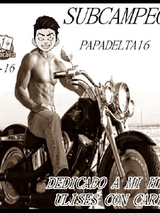 Picture of Papadelta16