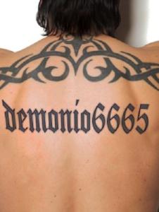 Foto de Demonio6665