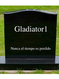 Foto de Gladiator1
