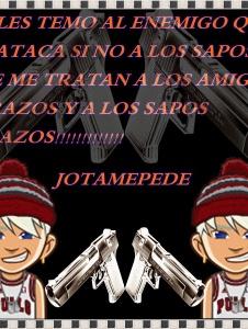 Foto de Jotamepede