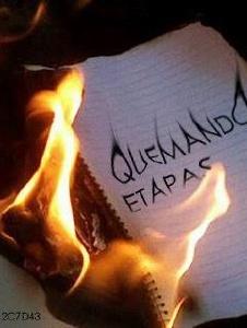 Foto de Quemandoetapas
